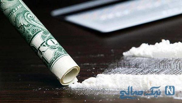 استعمال کوکائین
