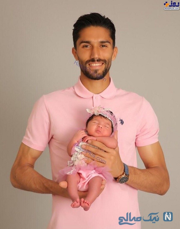 سید حسین حسینی و دخترش