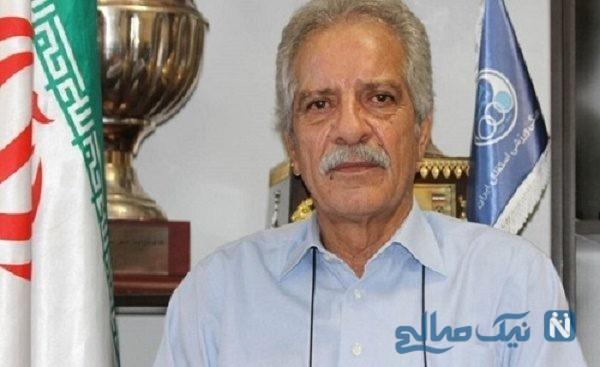 ماجرای جالب خواستگاری منصور پورحیدری مربی استقلال از همسرش