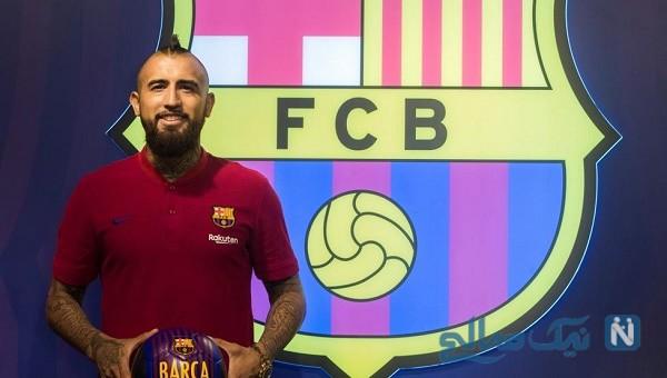 گلزن بارسلونا