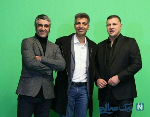 سانسور فردوسی پور در در برنامه صبحگاهی تلویزیون