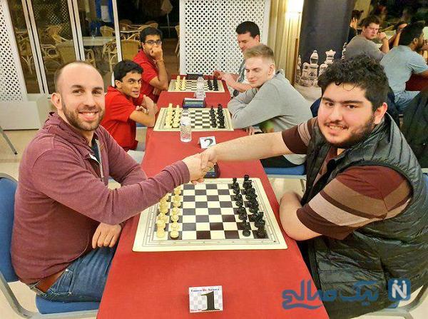 شطرنج باز ایرانی