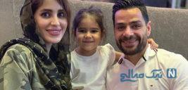 تولد کمال کامیابی نیا ستاره پرسپولیسی ها با تبریک متفاوت همسرش
