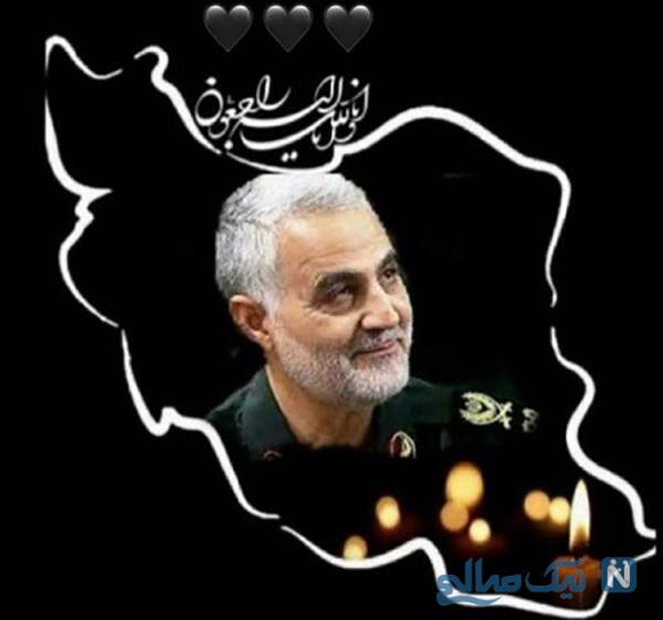 واکنش تلخ ورزشکاران مشهور به شهادت سردار قاسم سلیمانی