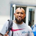 ماجرای جدایی آرتورو ویدال هافبک بارسلونا از نامزد کلمبیایی اش
