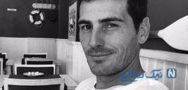 خداحافظی ایکر کاسیاس ستاره کهکشانی ها از دنیای فوتبال