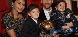 پسر لیونل مسی طرفدار سرسخت رونالدو با اعتراف ستاره آرژانتینی