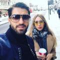 تولد همسر کریم انصاری فرد و دلنوشته آقای فوتبالیست برای تولد عشقش