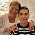 سکته مغزی مادر کریس رونالدو و صحبت های ستاره پرتغالی بعد از دیدن مادرش