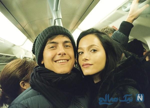 مثبت شدن تست کرونای ستاره آرژانتینی پائولو دیبالا و نامزدش