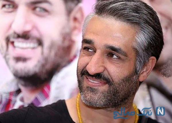 پژمان جمشیدی فوتبالیست دیروز و پولسازترین بازیگر سینمای ایران امروز