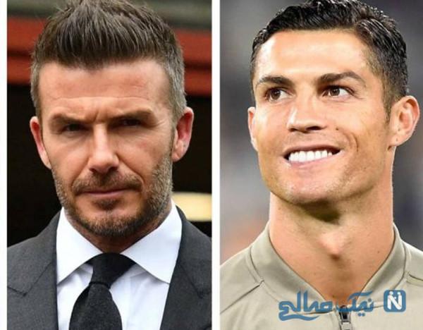 جذاب ترین فوتبالیست های فعلی و سابق دنیا از بکهام تا سرجیو راموس