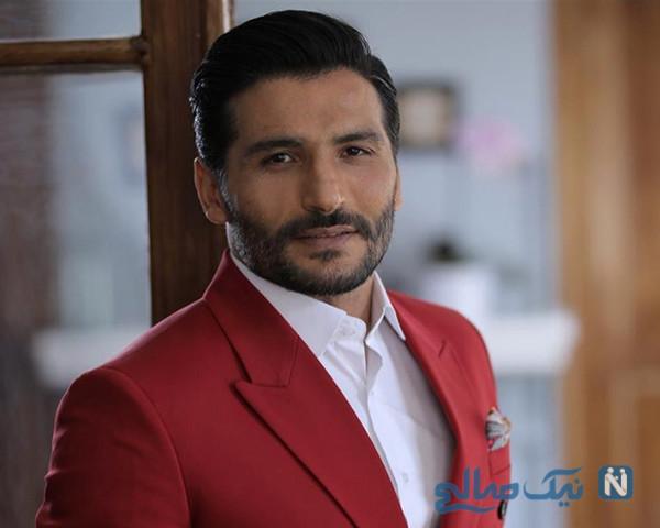 تولد جواد کاظمیان و تبریک خاص علی انصاریان با چاشنی طنز