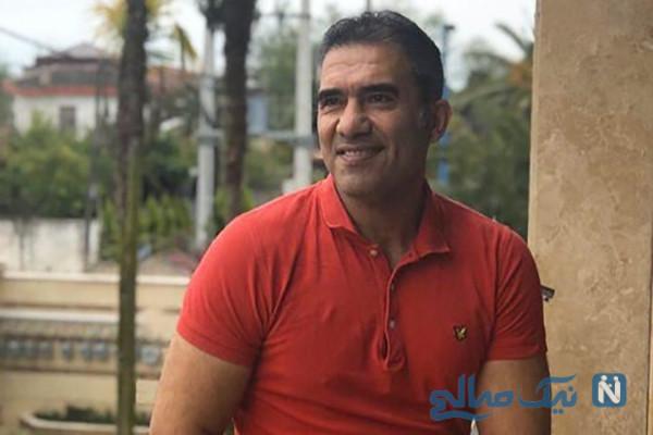 اتفاق باورنکردنی در روز دروازه بان برای عقاب آسیا احمدرضا عابدزاده