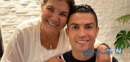 اختلاف مادر کریستین رونالدو با جورجینا رودریگز از شایعه تا واقعیت؟!