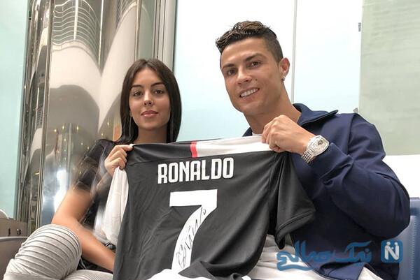 کار پسندیده جورجینا رودریگس نامزد رونالدو برای مقابله با کرونا در تورین