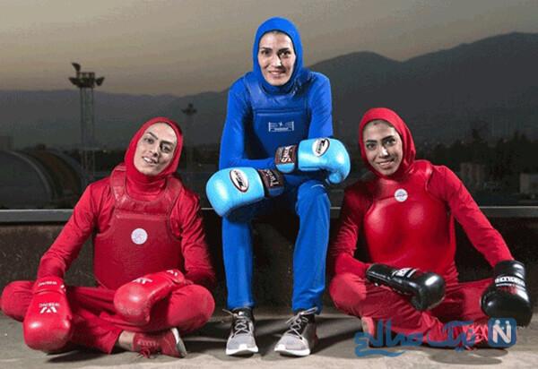 معرفی ده ورزشکار زن ایرانی پرهوادار در اینستاگرام