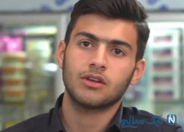 گلایه تند پدر متین قوسی فوتبالیست ۱۶ ساله از اهالی فوتبال