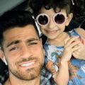 عکس های مرتضی پورعلی گنجی دلتنگ برای خانواده و فوتبال