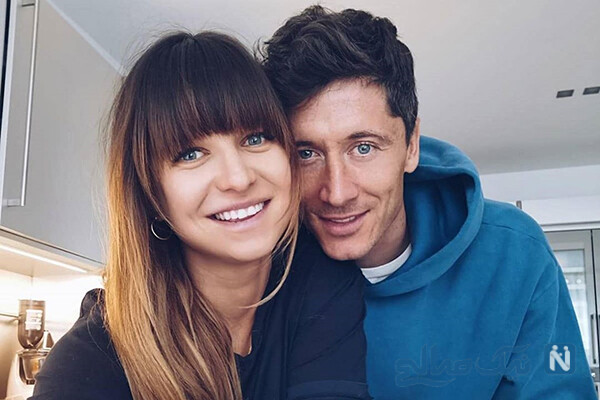 به دنیا آمدن فرزند رابرت لواندوفسکی و همسرش آنا برای دومین بار