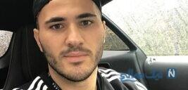 دستگیری همسر سئاد کولاشیناتس فوتبالیست مشهور به جرم حمل اسلحه