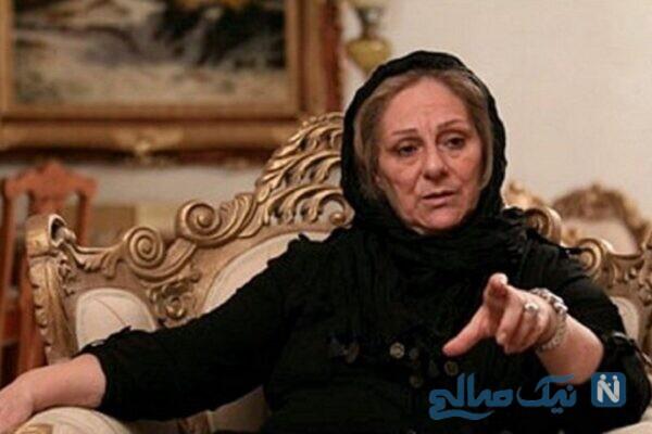 همسر مرحوم حجازی