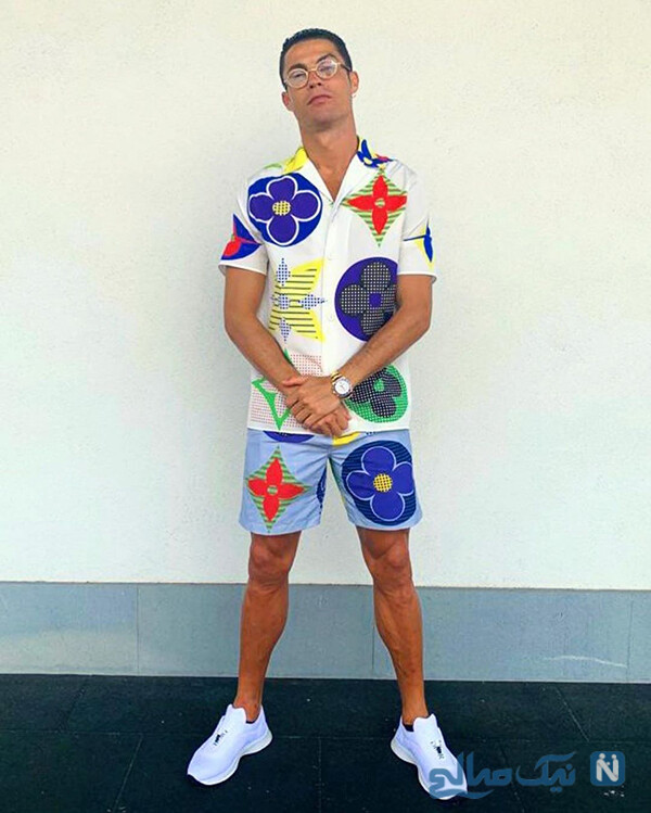 لباس های کریس رونالدو