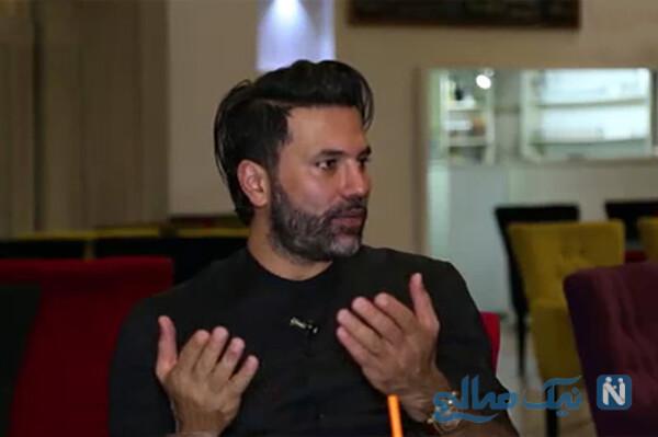 گفتگو با علیرضا نیکبخت درباره همسرش و استقلالی ها