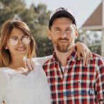 آنتونلا روکوزو همسر مسی و تیم مورد علاقه اش