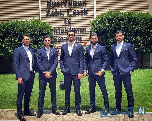لژیونرهای ایرانی در اروپا از رویاپردازی سردار آزمون تا دردسر سامان قدوس