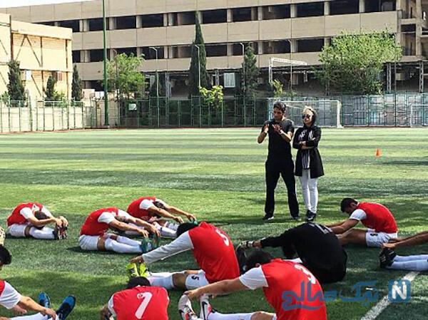 مدرسه فوتبال سپهر حیدری