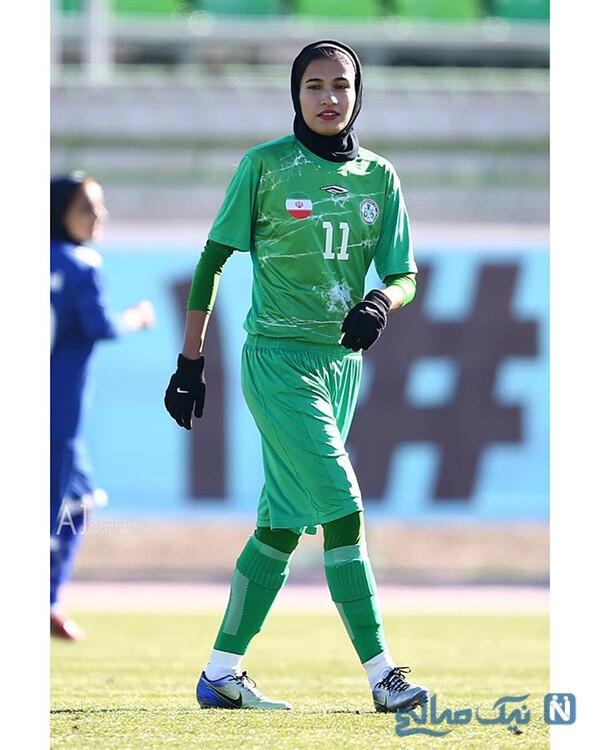 گلنوش خسروی فوتبالیست