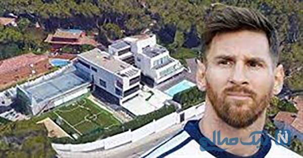 خانه مسی در بارسلونا