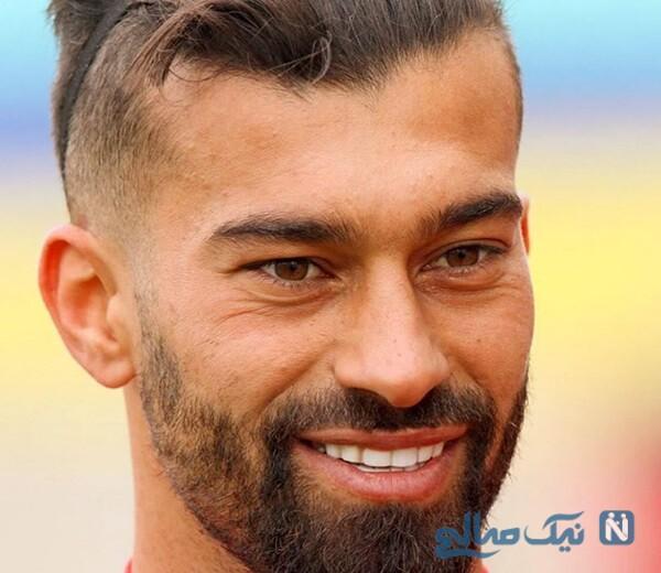 رامین رضائیان در قطر گلزن برتر نتیجه درخشش فوق العاده