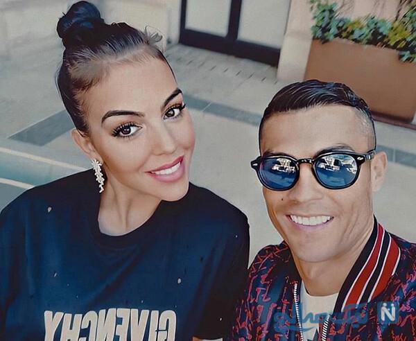 نامزدی رونالدو و جورجینا