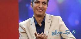 جشن تولد عادل فردوسی پور با کیک ۹۰ و هدیه علی کریمی