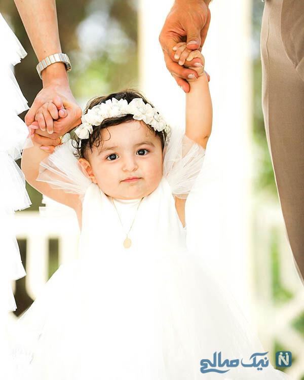 دختر حنیف عمران زاده