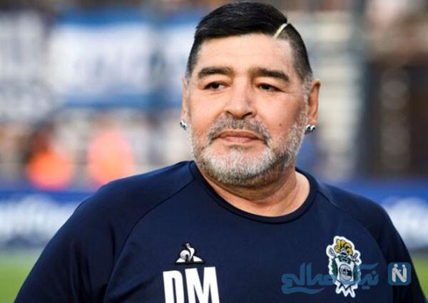 دیگو مارادونا در بیمارستان و پایان روزهای تلخ از زبان پزشک وی