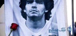 ماجرا و سرانجام سلفی های نفرت انگیز با جسد دیه گو مارادونا