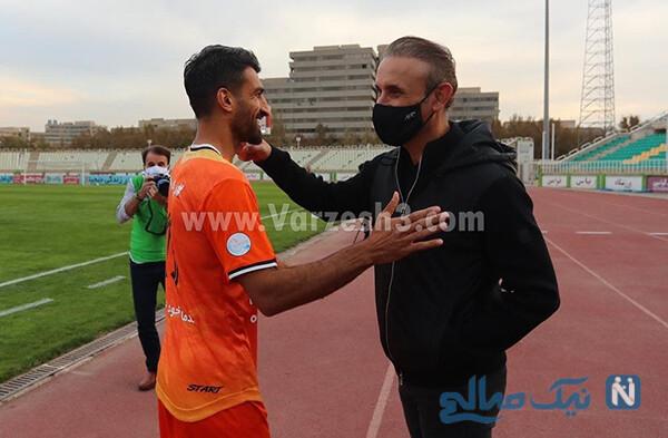 حسین ماهینی و برادرش