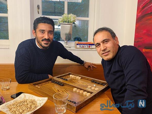 گفتگو با رضا قوچان نژاد