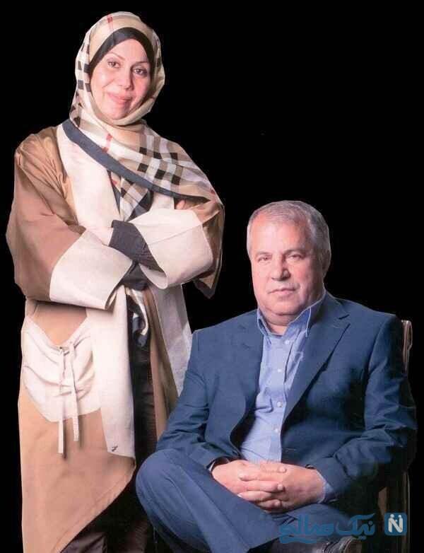همسر علی پروین