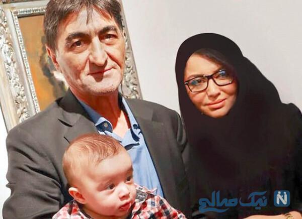 گفتوگوی خواندنی همسر ناصر محمدخانی درباره رازهای زندگیاش و ماجرای شهلا
