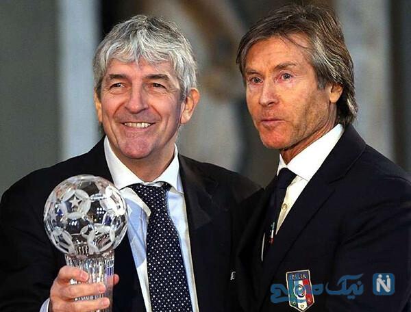مرگ پائولو روسی اسطوره فوتبال ایتالیا و آخرین وداع با او در رومئو منتی