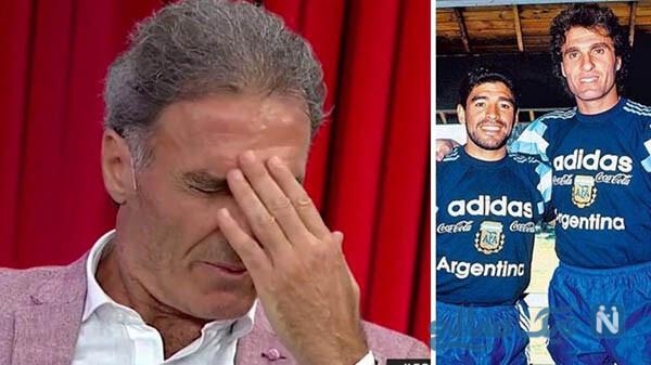 مرگ مارادونا