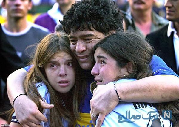 ارثیه مارادونا و آغاز جنگ فرزندان اسطوره به خاطر یک مشت دلار!