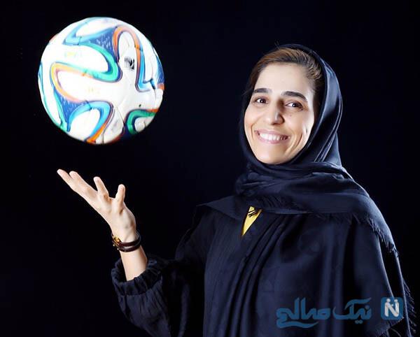 نسیمه غلامی لژیونر فوتسال زنان از تیم ملی تا الفتات کویت