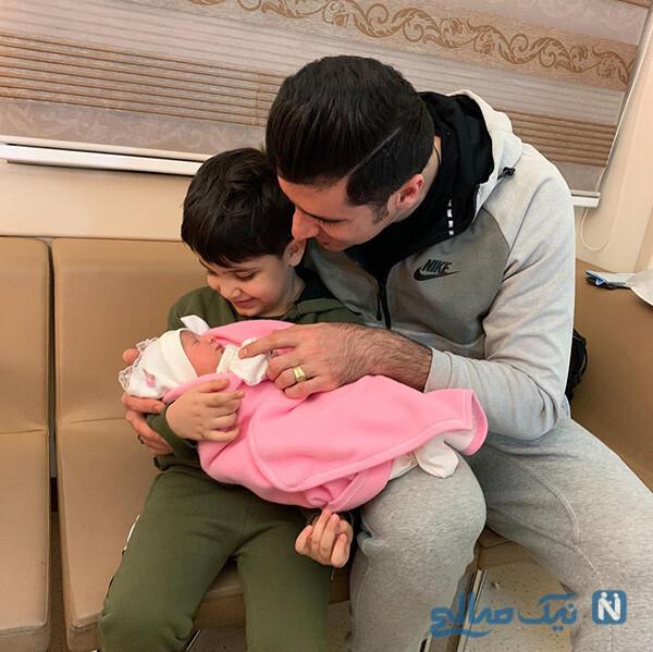 فرزند شهرام محمودی