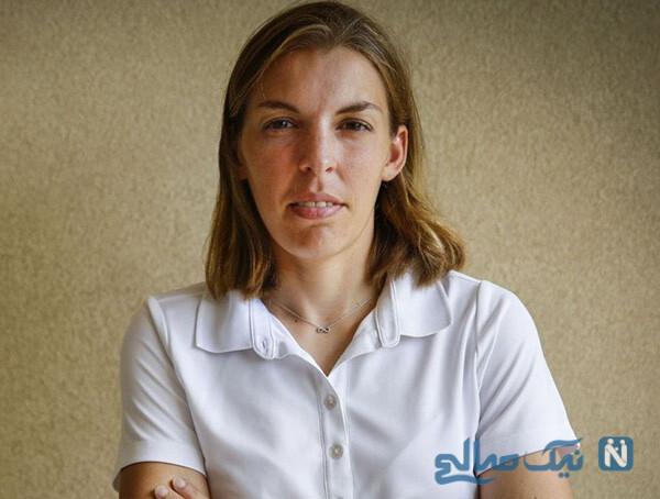 استفانی فراپارت داور زن فرانسوی در لیگ قهرمانان اروپا