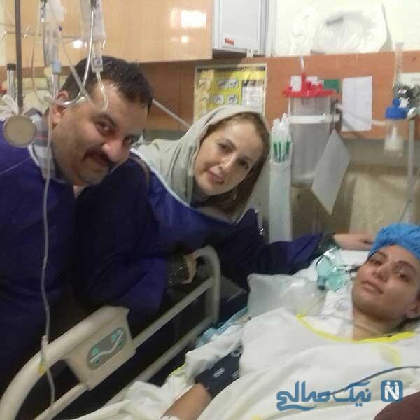 تولد سارا عبدالملکی